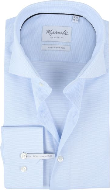 Michaelis Shirt Light Blue SL7