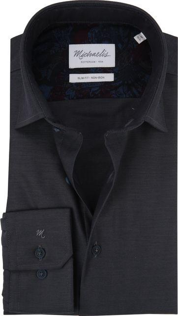 Michaelis Shirt SF Antraciet