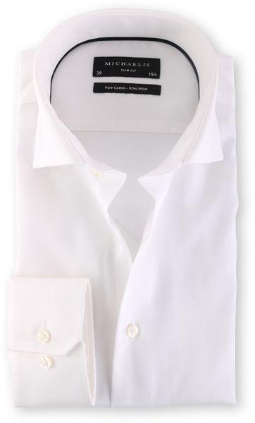 Michaelis Shirt Slim Fit White
