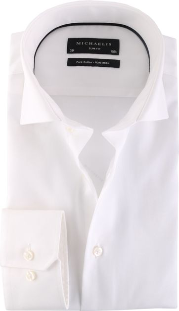Michaelis Shirt Slim Fit White