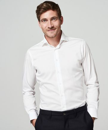 Michaelis Skinny Shirt White