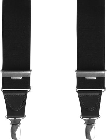 Michaelis Suspenders Black