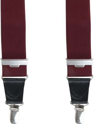 Michaelis Suspenders Bordeaux