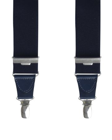Michaelis Suspenders Dark Blue