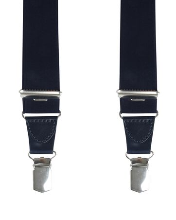 Michaelis Suspenders Dark Blue Extra Long