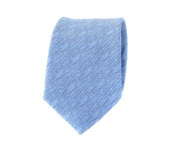 Middenblauwe Stropdas