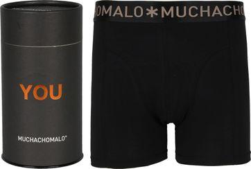 Muchachomalo Boxer Short Gift Tube Black