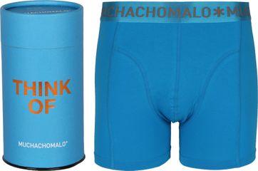 Muchachomalo Boxer Short Gift Tube Blue