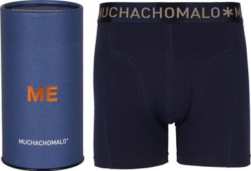 Muchachomalo Boxer Short Gift Tube Dark Blue