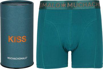 Muchachomalo Boxer Short Gift Tube Petrol