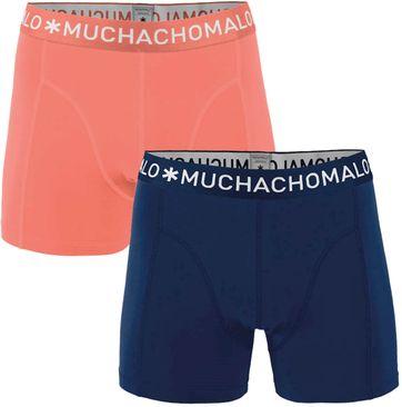 Muchachomalo Boxer Shorts 2-Pack 272