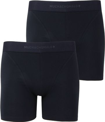 Muchachomalo Boxer Shorts 2-Pack PIMA 270