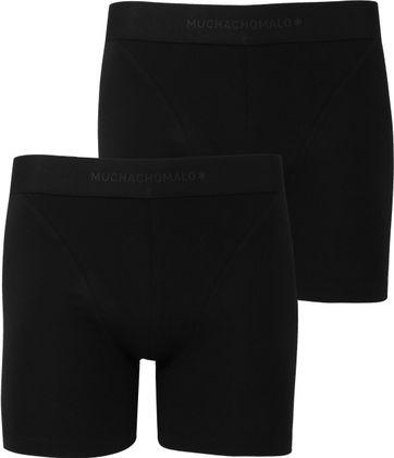 Muchachomalo Boxer Shorts 2-Pack PIMA 990