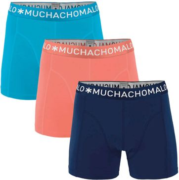 Muchachomalo Boxer Shorts 3-Pack 280