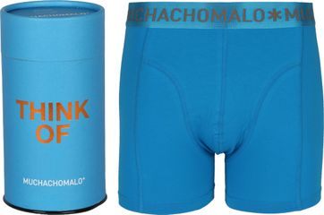 Muchachomalo Boxershort Gift Tube Blau