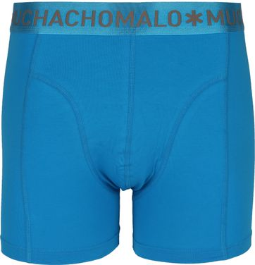 Muchachomalo Boxershort Gift Tube Blauw
