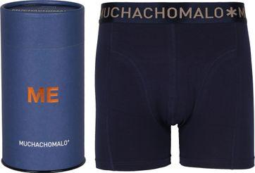 Muchachomalo Boxershort Gift Tube Dunkelblau