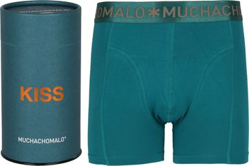 Muchachomalo Boxershort Gift Tube Petrol