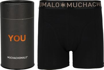 Muchachomalo Boxershort Gift Tube Schwarz