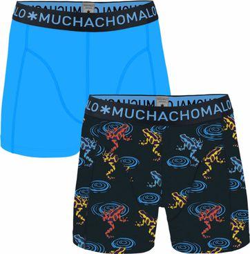 Muchachomalo Boxershorts 2-Pack Frog 10