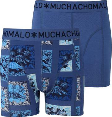 Muchachomalo Boxershorts 2-Pack Turtle 10