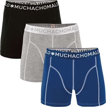 Muchachomalo Boxershorts 3-Pack 187