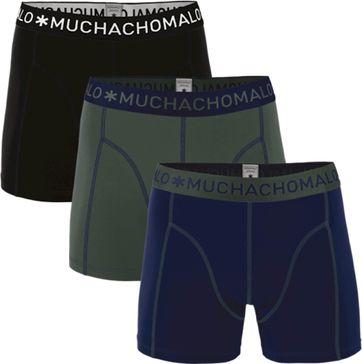 Muchachomalo Boxershorts 3er-Pack 186