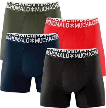 Muchachomalo Boxershorts 4-Pack 1191
