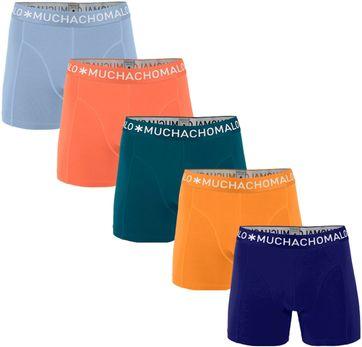 Muchachomalo Boxershorts 5er-Pack 14