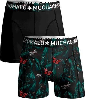 Muchachomalo Boxershorts Butterflies 2-Pack 98