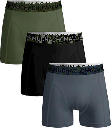 Muchachomalo Boxershorts Sold 346 3er-Pack