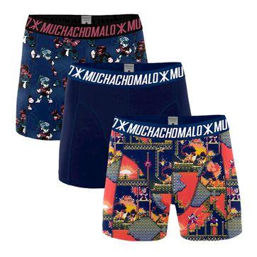 Muchachomalo Boxershorts Super Nintendo 3er-Pack 1010