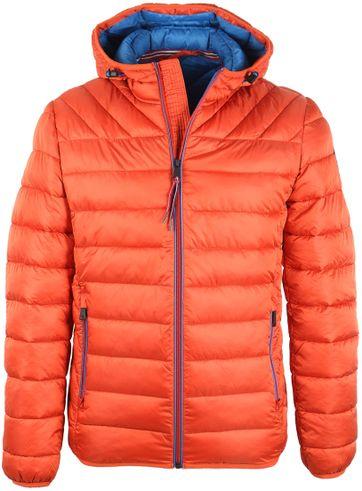 Napapijri Aerons Jacket Orange