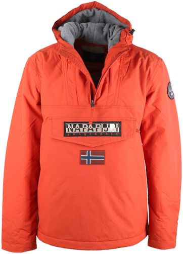 Napapijri Anorak Rainforest Orange