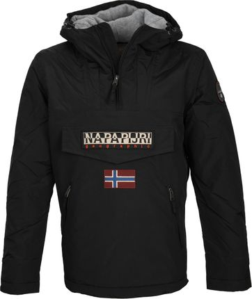 Napapijri Anorak Rainforest Pocket Black