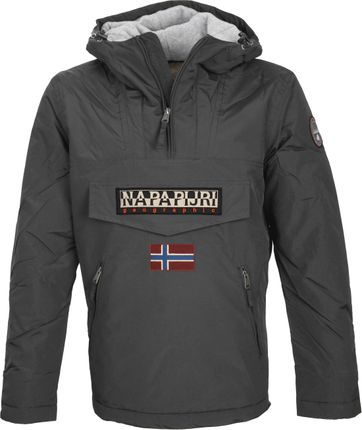 Napapijri Anorak Rainforest Pocket Dunkelgrau