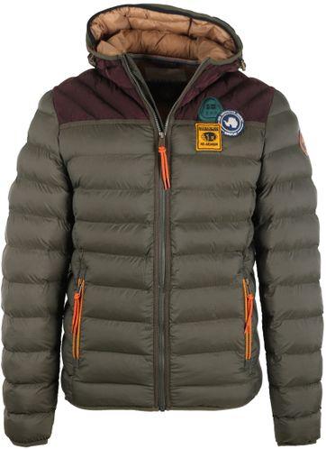 Napapijri Articage Winterjas Oranje