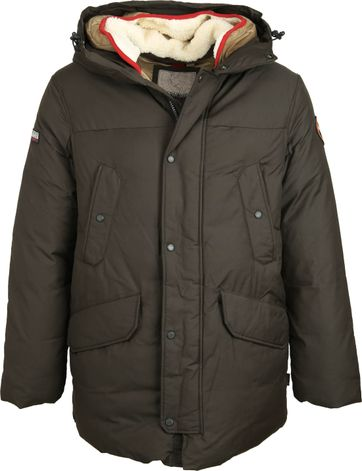 Napapijri Avio Jacket Dark Green