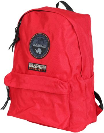 Napapijri Backpack Red