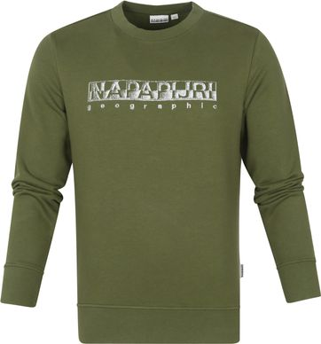 Napapijri Ballar Sweater Green