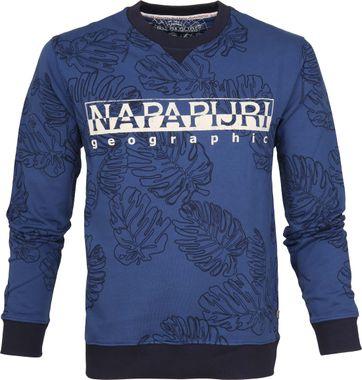 Napapijri Bellary Sweater Indigo