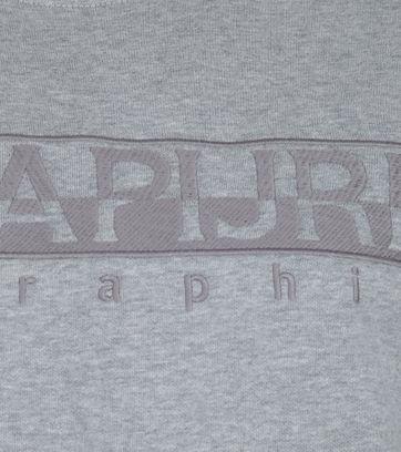 Napapijri Berber Sweater Grey