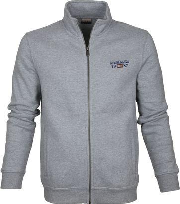 Napapijri Berthow Jacket Grey