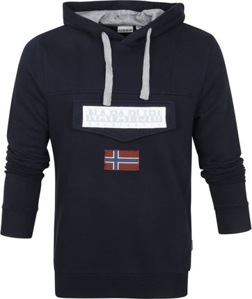 Napapijri Burgee Sweater Navy