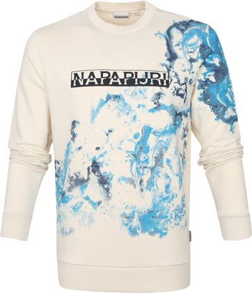 Napapijri Bylli Sweater Off-White