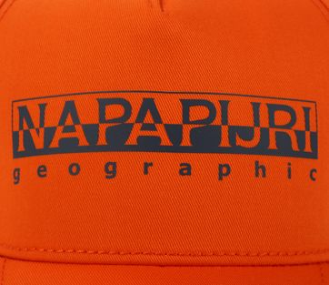 Napapijri Framing Cap Orange