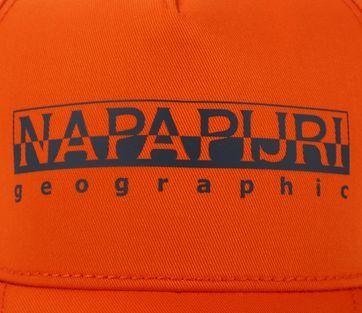 Napapijri Framing Kappe Orange