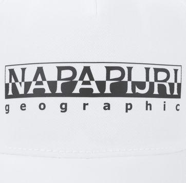 Napapijri Framing Kappe Weiß
