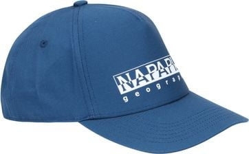 Napapijri Framing Pet Blauw