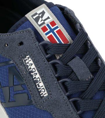 Napapijri Insignia Sneaker Blauw